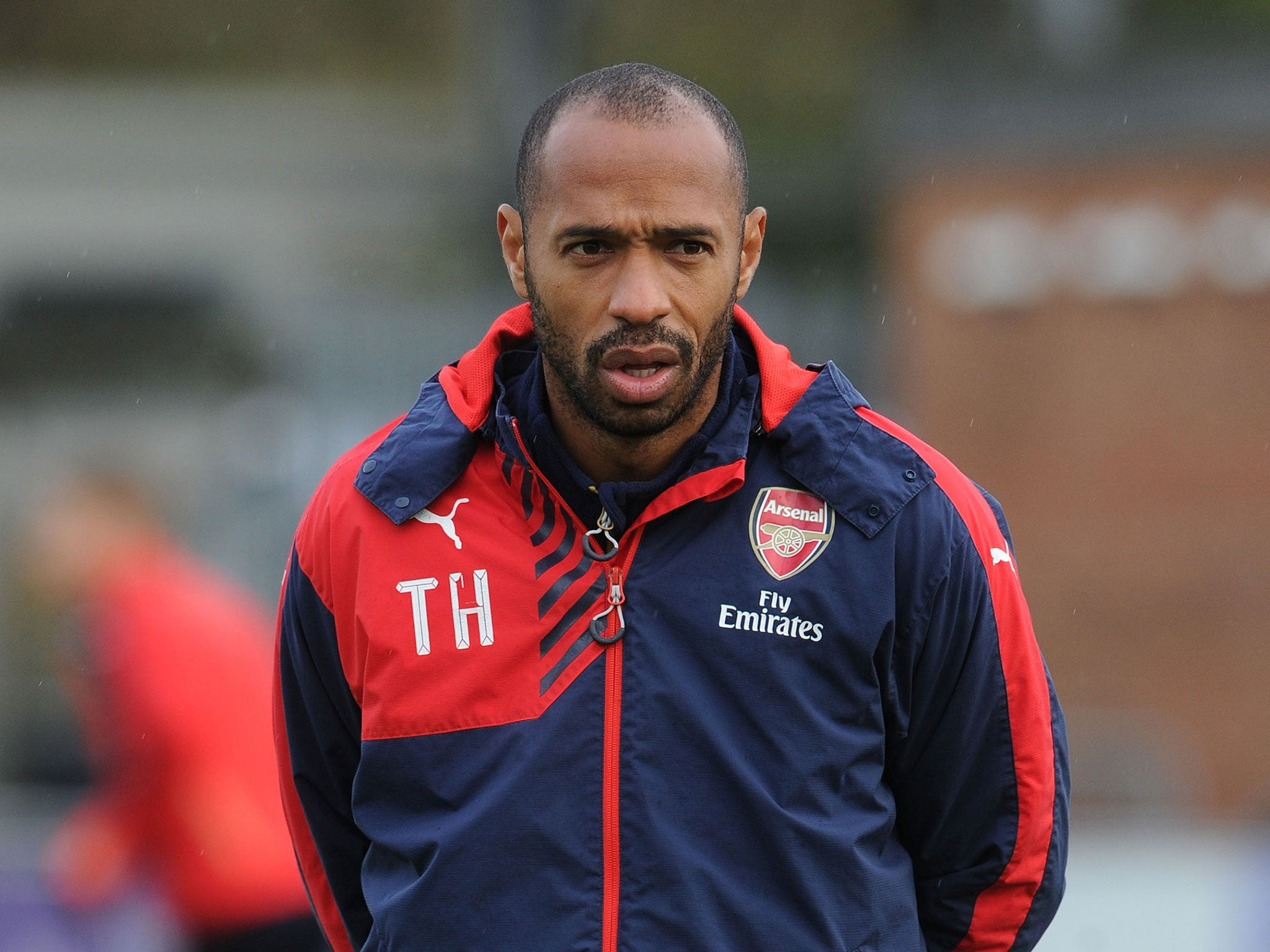 Thierry Henry Arsenal striker at centre of favouritism row over