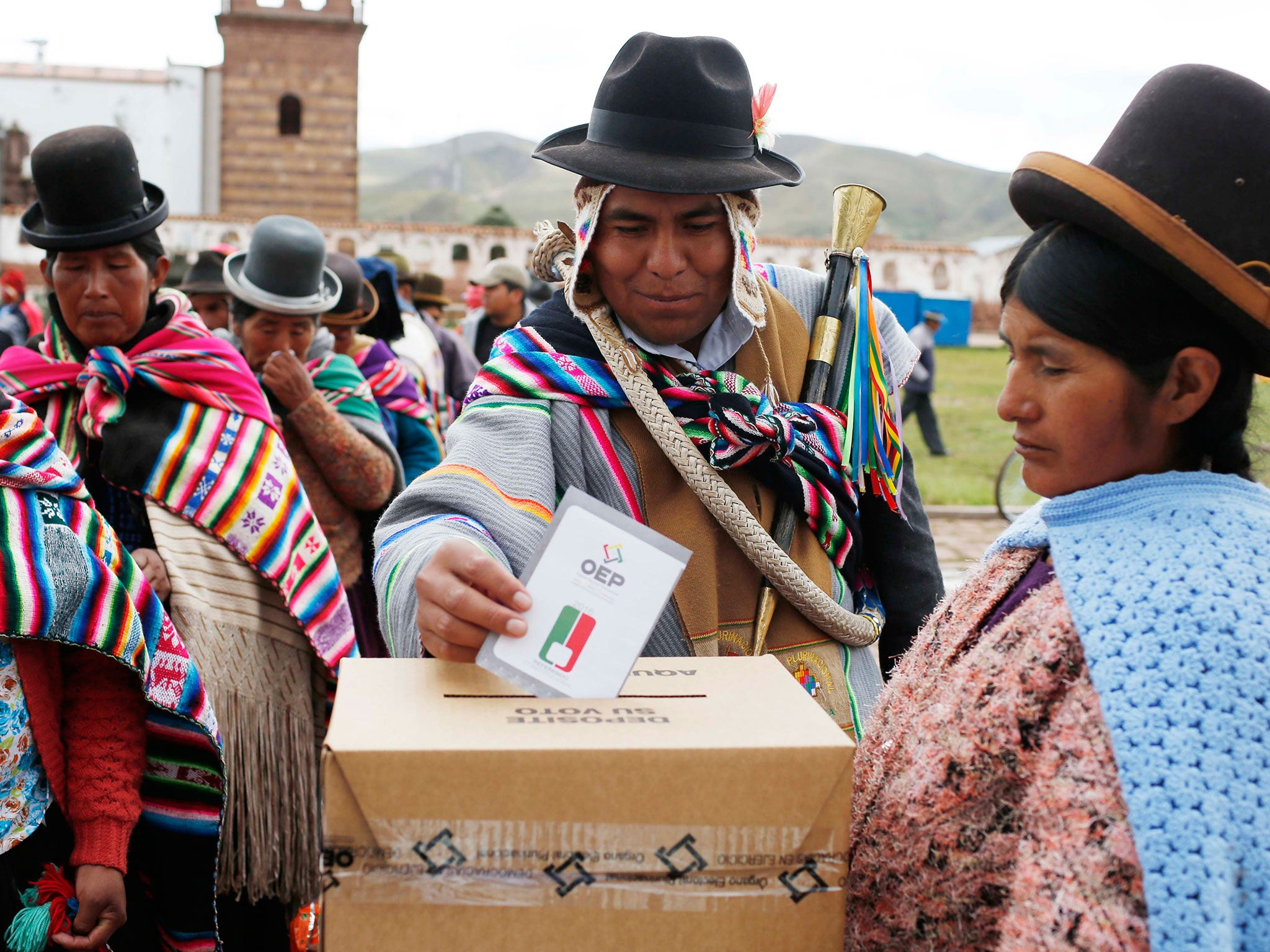 Bolivian dating culture