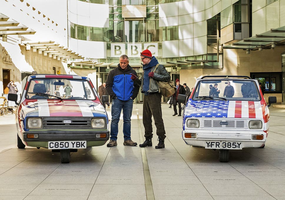 Top Gear BBC Looks Abroad To Sell Its Wares As It Milks Car Show - Top gear car show