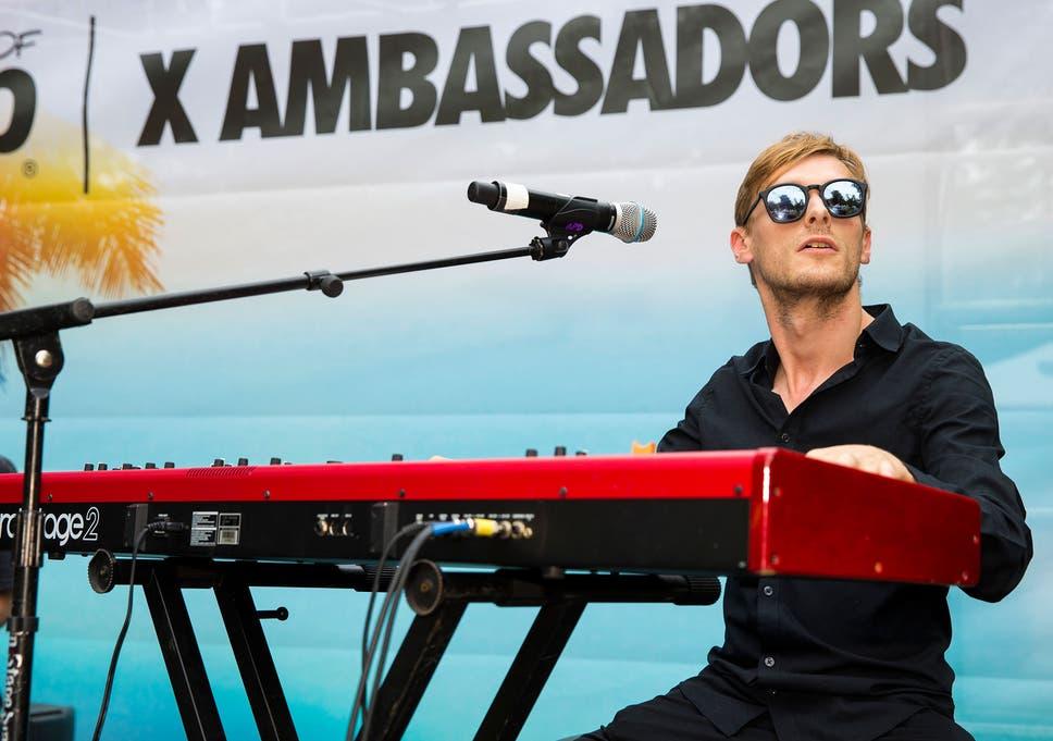 Casey Harris: Blind X Ambassadors keyboard player on wanting