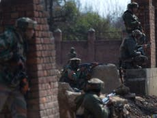 Kashmir violence: India 'launches surgical strikes against