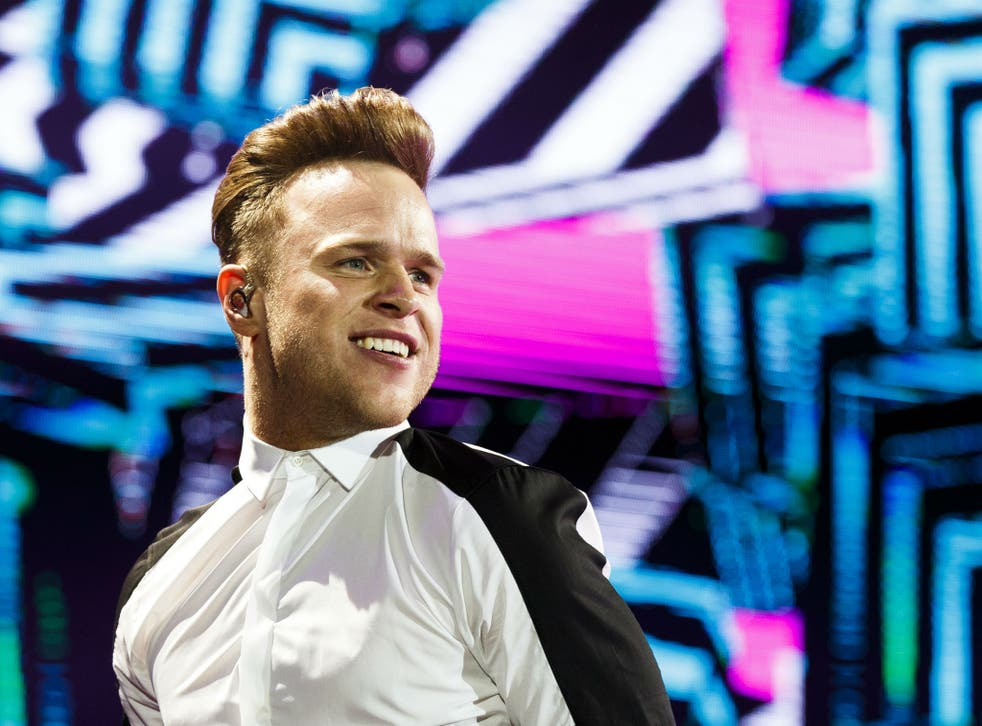Olly Murs only hosted one series of The X Factor after Dermot O'Leary quit