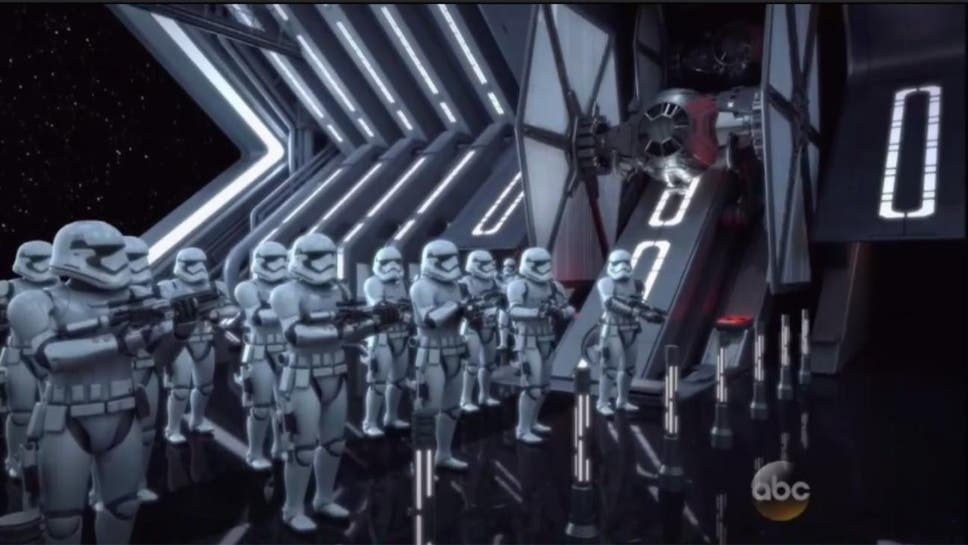 disney offers glimpse of what star wars experience at disneyland