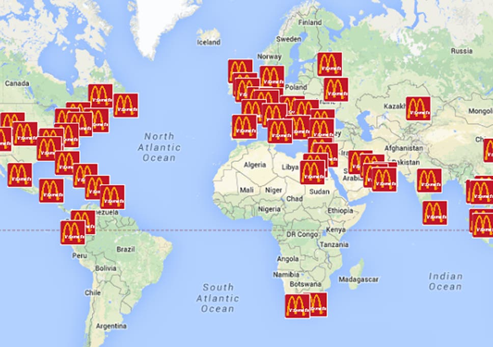 Man Who Has Visited More Than 300 Mcdonald S Around The World Shares