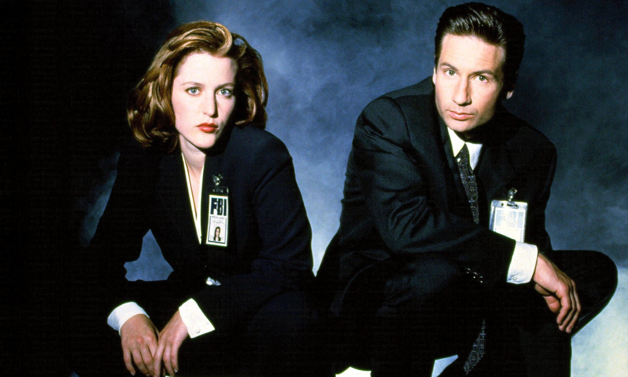 Image result for scully and mulder