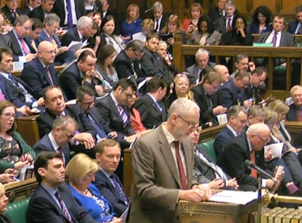 Jeremy Corbyn's unenthusiasm in response to Cameron perhaps chimes with the scepticism of the British people
