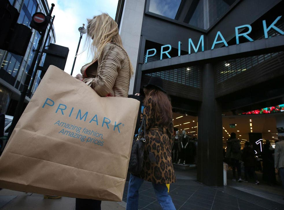 The child was abducted from a Primark branch in Newcastle