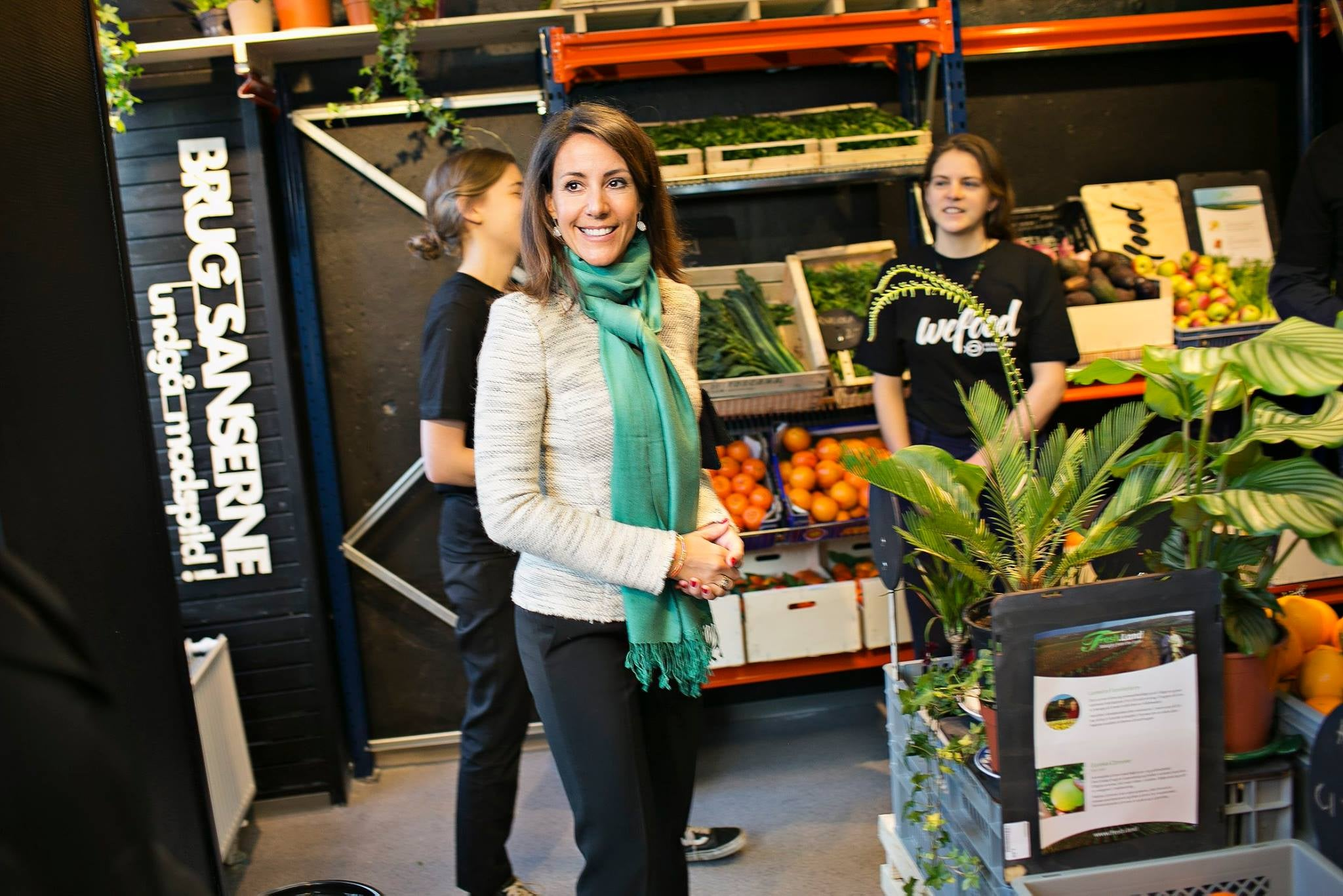 The world's first food waste supermarket has opened