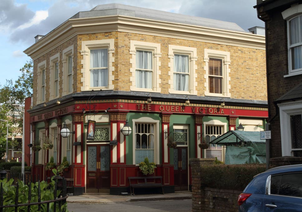 EastEnders set refurbishment to cost £27m more than planned