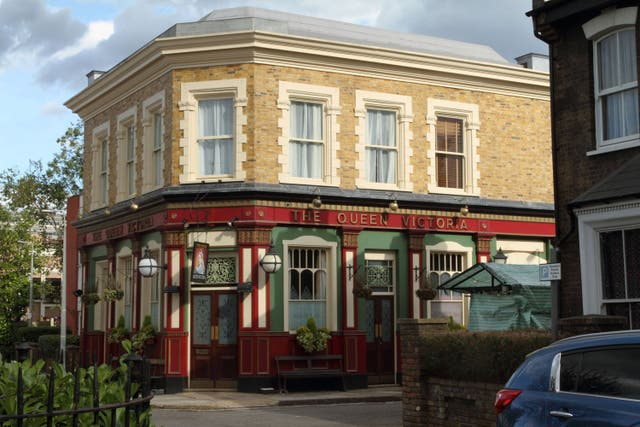 The famous EastEnders set is getting a makeover
