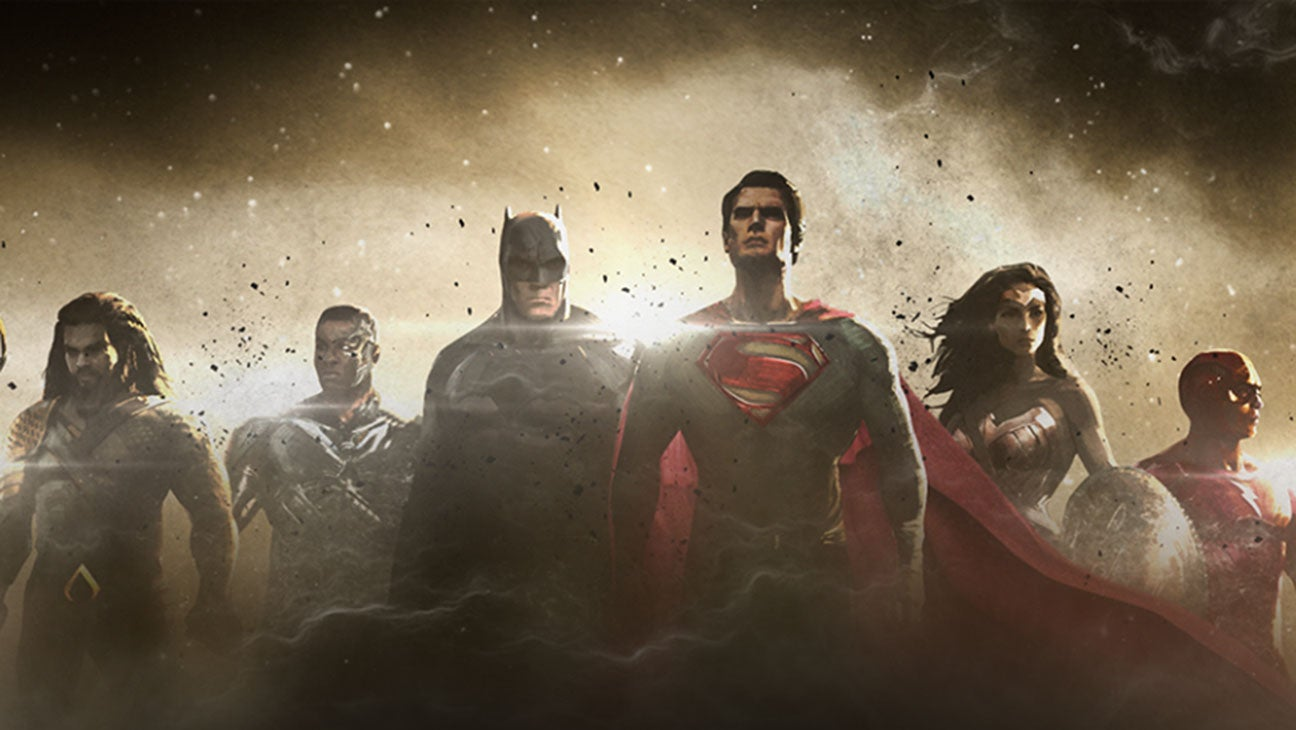 justice league part one sets official filming date the