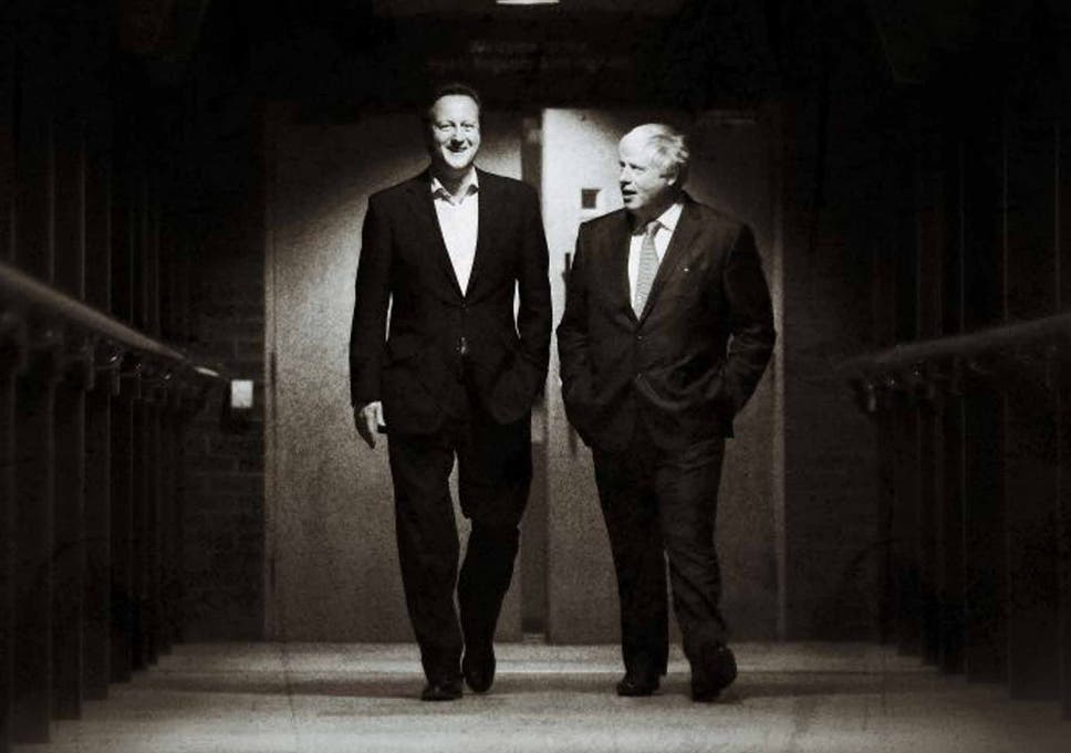 On Eve Of British Pm Camerons Visit >> Boris Johnson And David Cameron How A Rivalry That Began At Eton