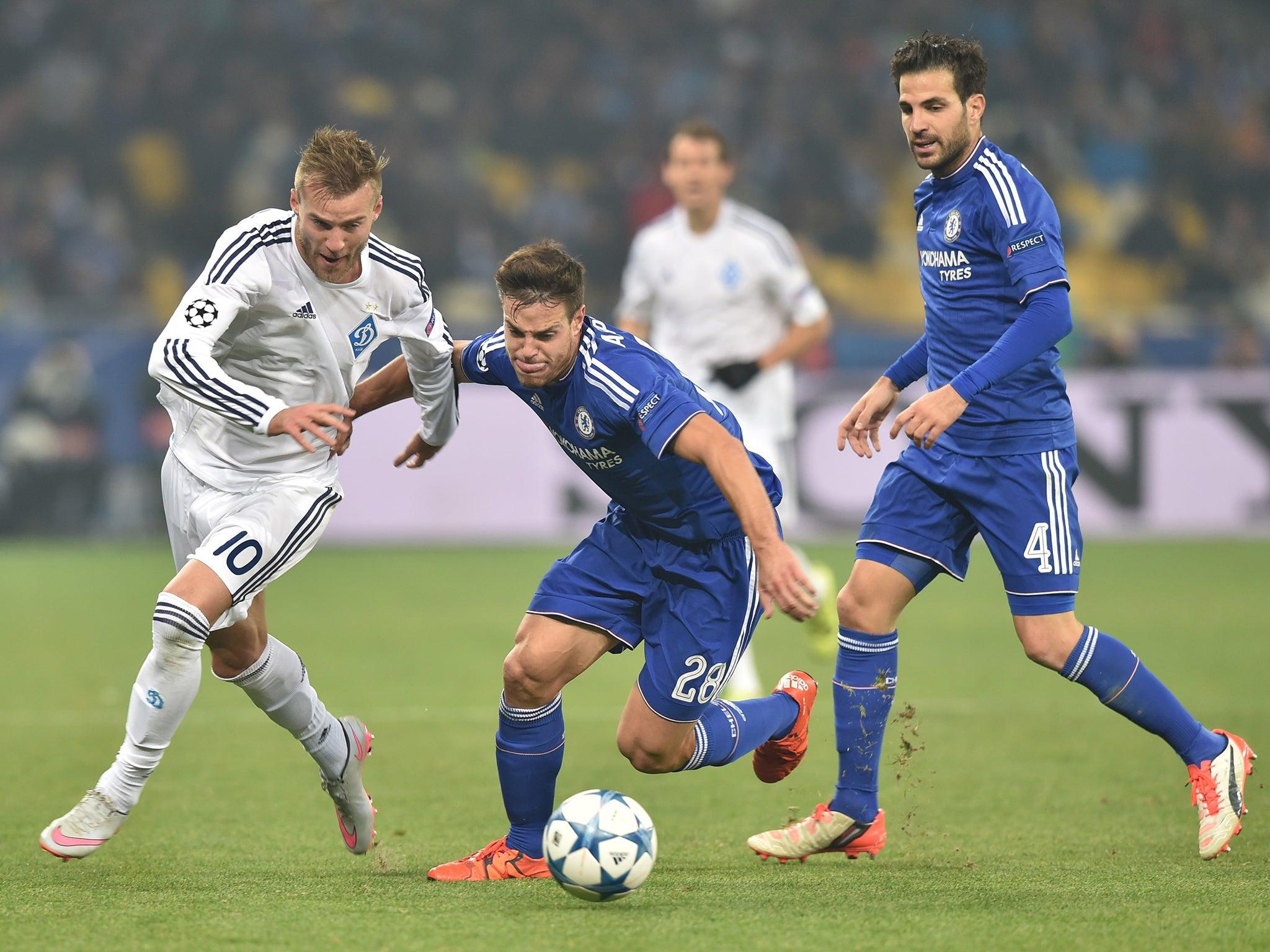 Dinamo Kiev vs Manchester City Andriy Yarmolenko adds stardust to