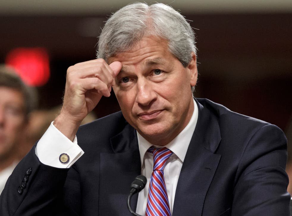 JPMorgan chief Jamie Dimon has cut costs at the bank to maintain profitability amid low growth in the post-financial crisis era