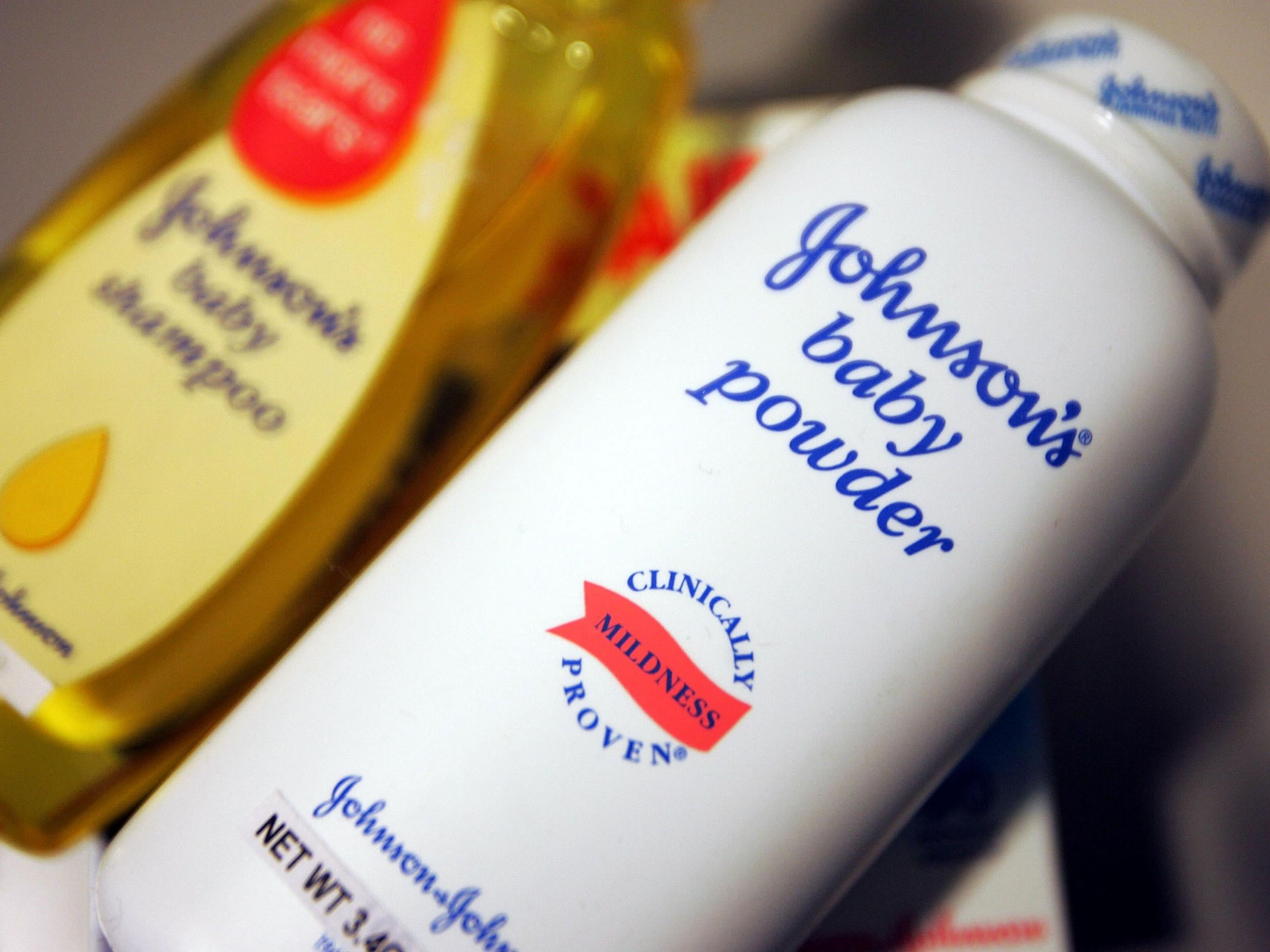 Johnson Johnson Responds To Claims Baby Powder Causes Ovarian Cancer The Independent The Independent