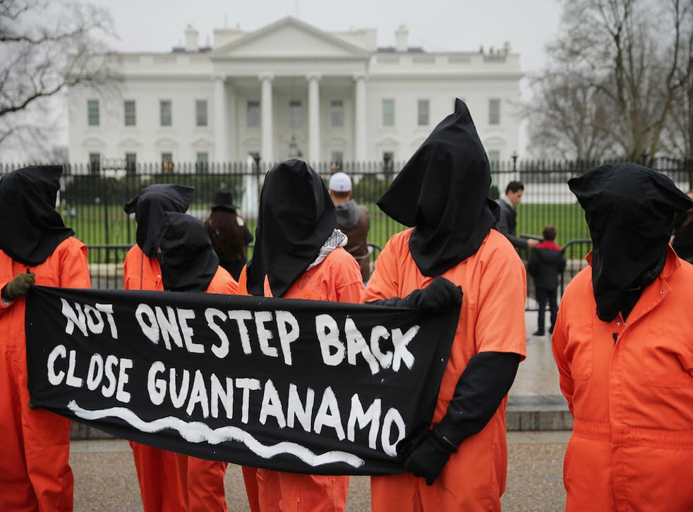 Speaker of the House Paul Ryan has promised to block President Barack Obama from closing the prison at Guantanamo Bay.
