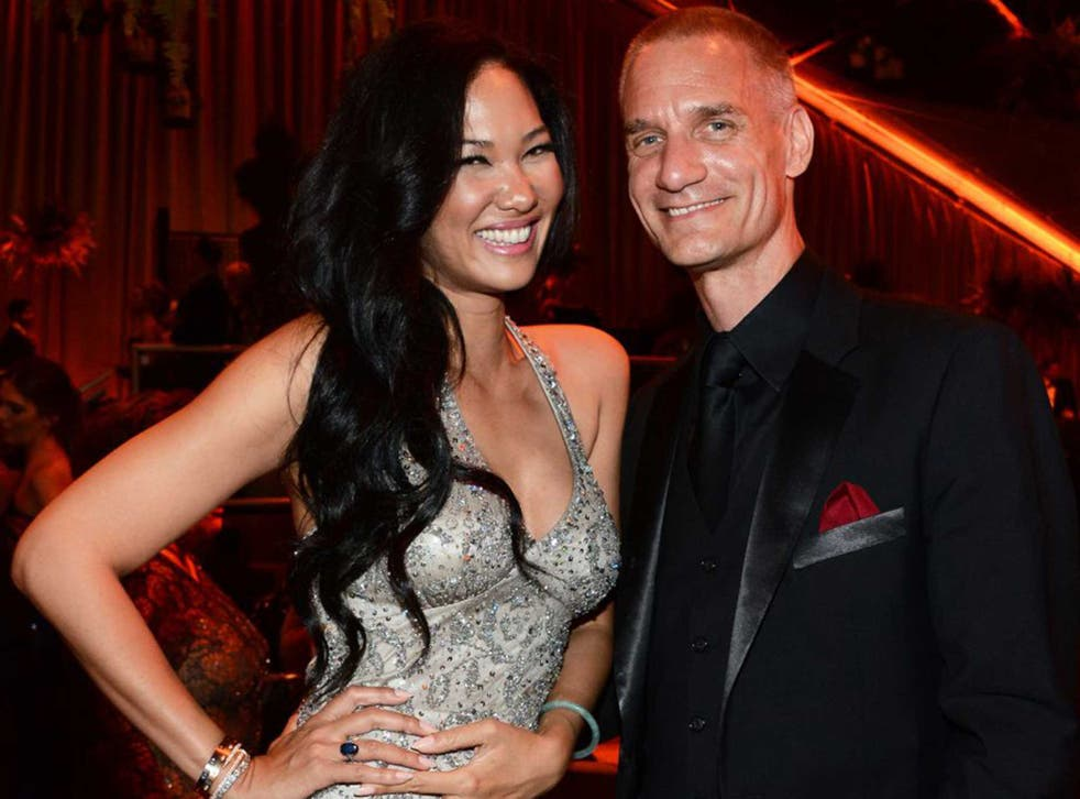 Kimora Lee Simmons and Tim Leissner enjoy the high life in Beverly Hills California