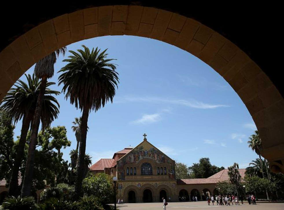 Stanford University in California is getting a huge bequest to fund non-US scholars. But the academic institution already has an endowment worth around $22bn