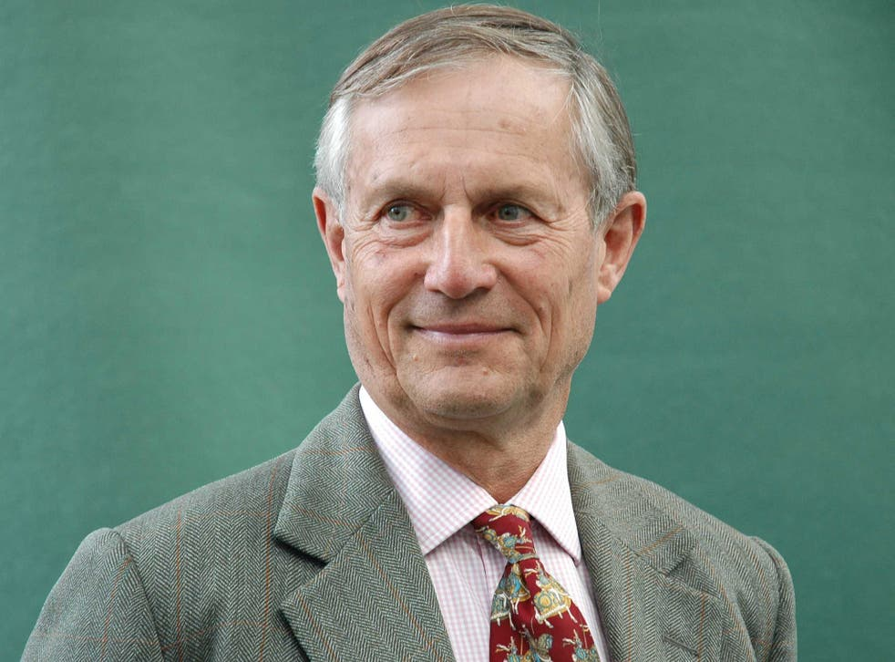 """Sir Michael Rose: """"I happen to believe sovereignty and security are intrinsically linked"""""""