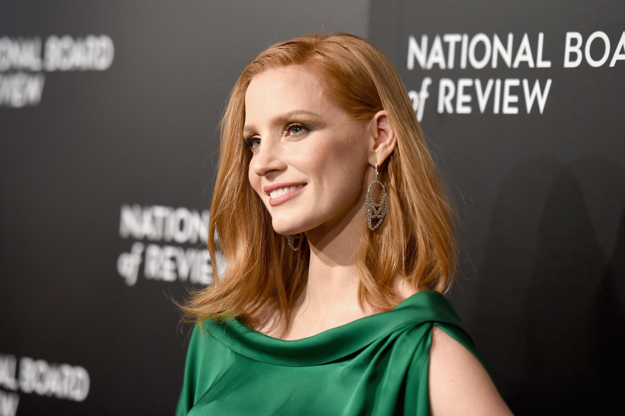 Jessica Chastain Juliette Binoche Queen Latifah And More Launch