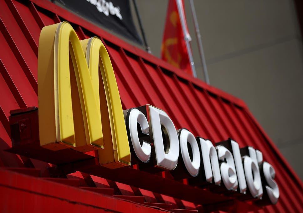 McDonalds heist thwarted by table full of elite soldiers having