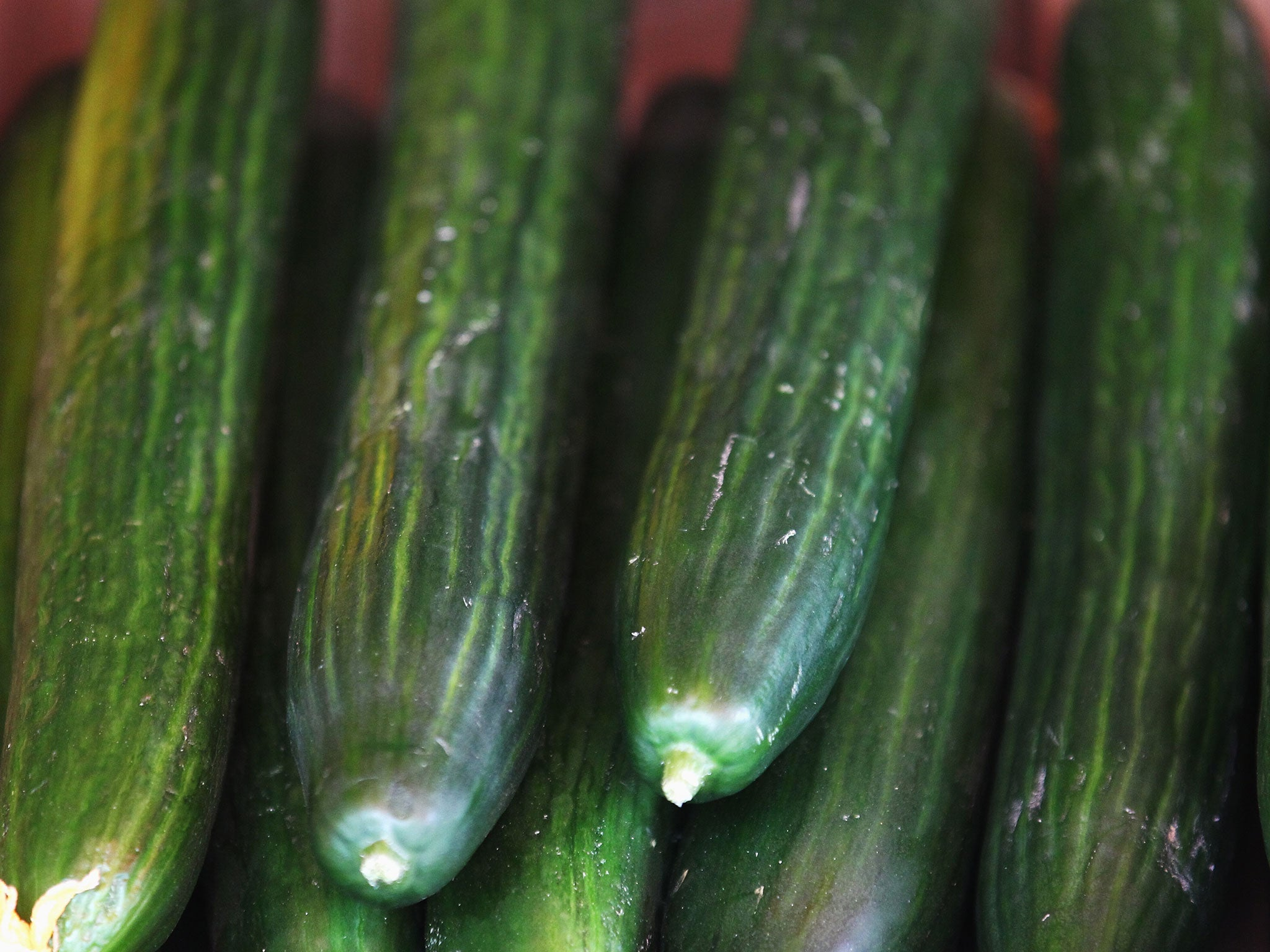A Man Used a Cucumber As a Sex Toy — And Accidentally Killed His Partner