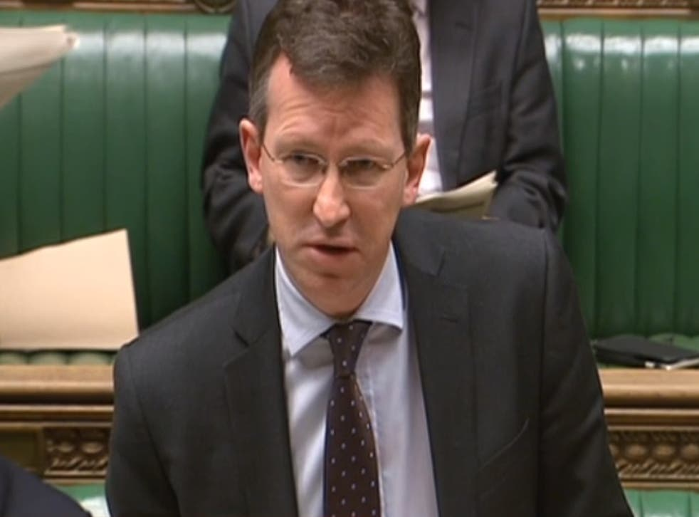 Jeremy Wright is the Government's chief legal advisor