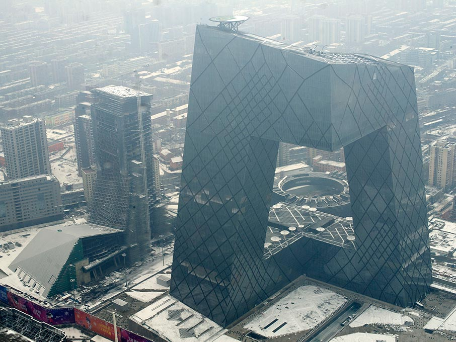 China calls for end to 39 grandiose west worshipping weird for Arquitectura china moderna
