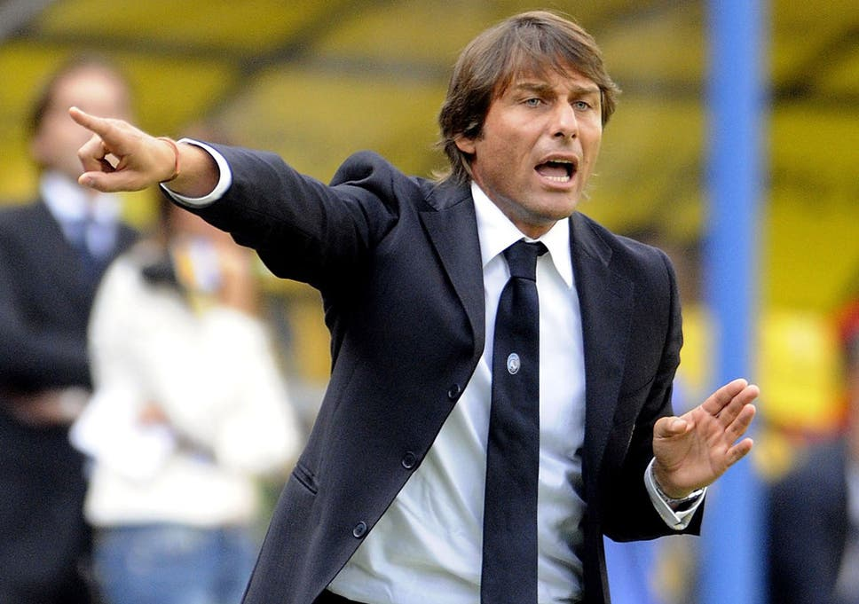 Image result for Antonio conte 2009