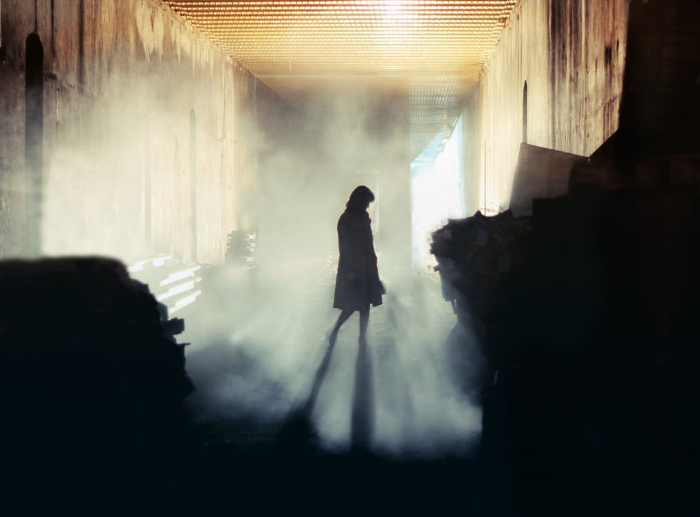 Amorphous: stories of hauntings and ghosts