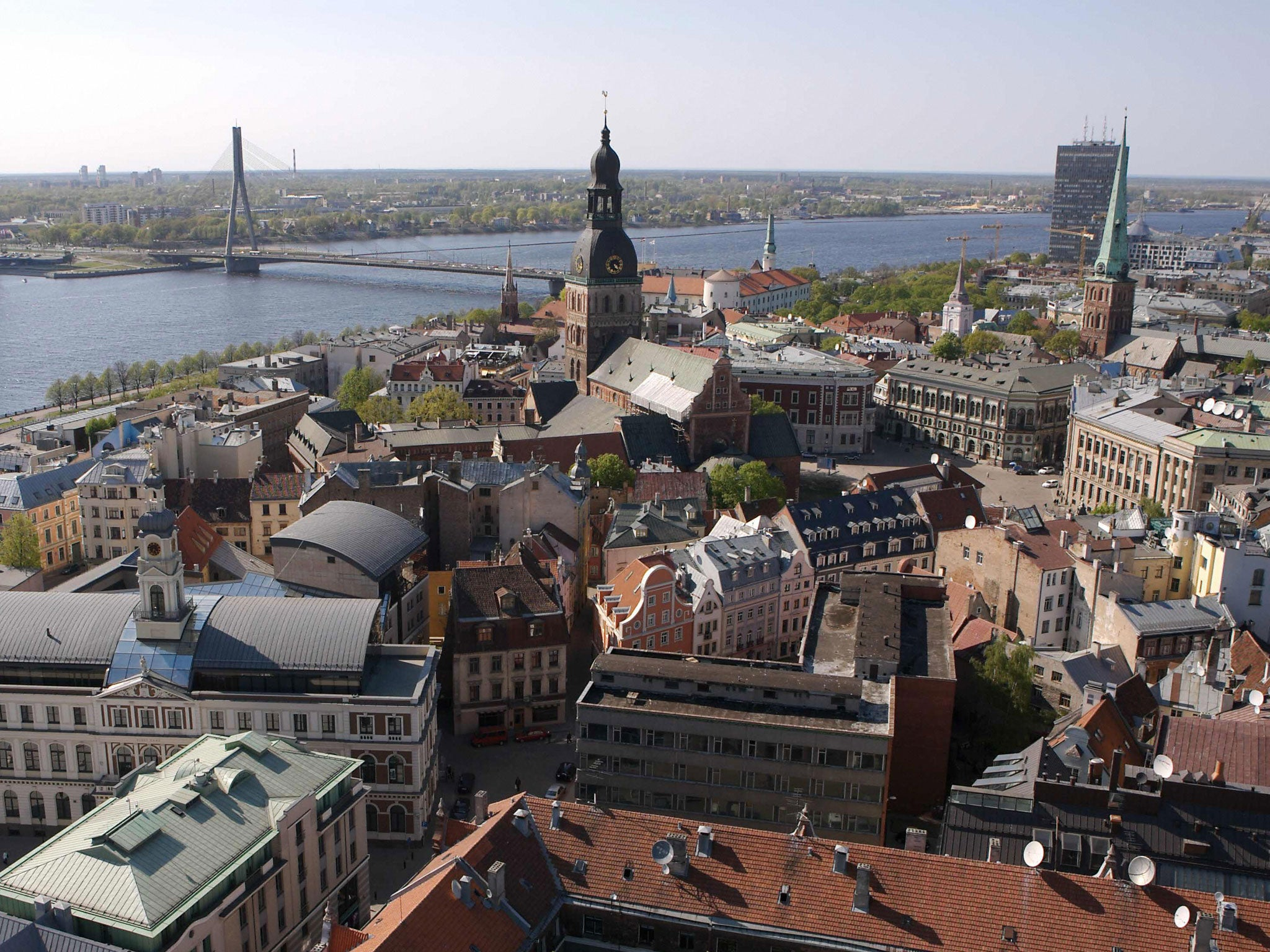 The 17 most unsafe cities in Europe | The Independent