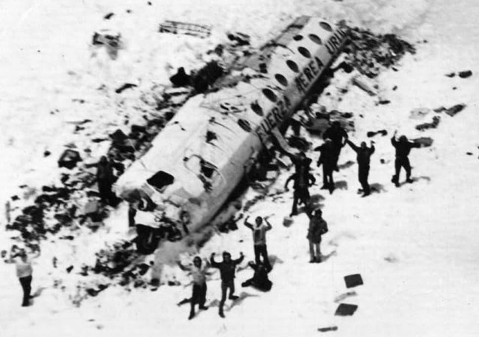 Cannibalism: Survivor of the 1972 Andes plane crash