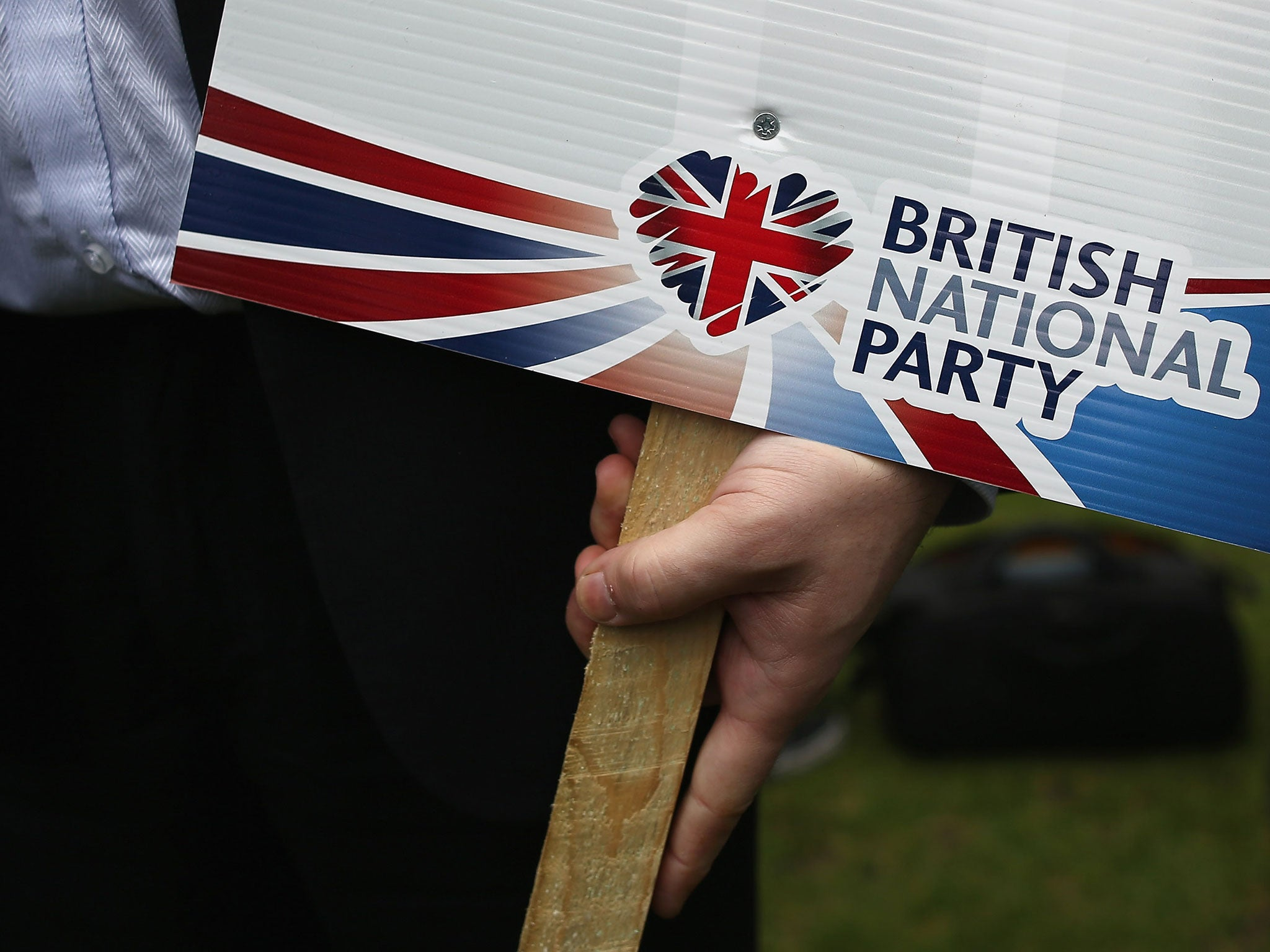The BNP has launched a campaign against mosque plans that 'don't exist'