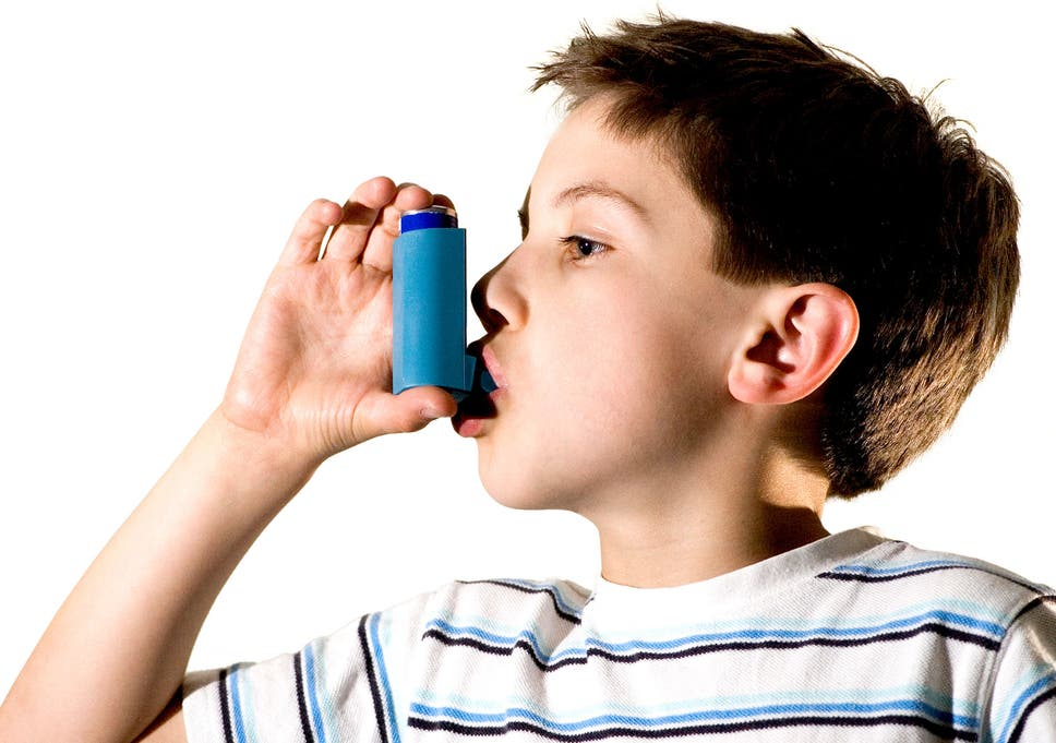 When Children Are Diagnosed With >> Asthma Half Of Children Diagnosed With The Respiratory Disease May