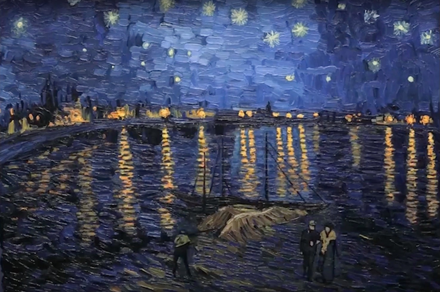 Loving Vincent: This Vincent van Gogh biopic is made using 12 oil paintings a second