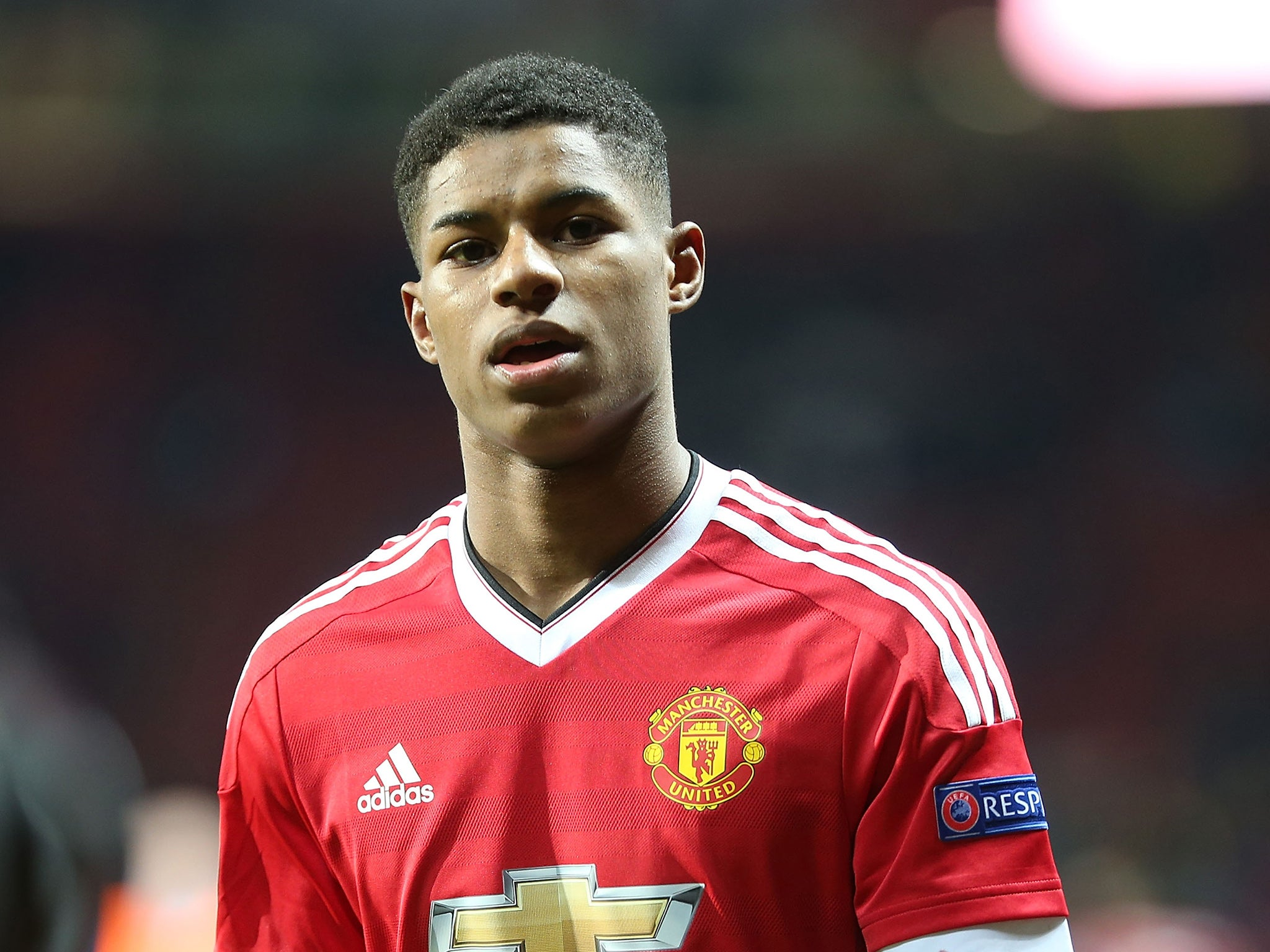 Marcus Rashford: Manchester City Rejected Manchester