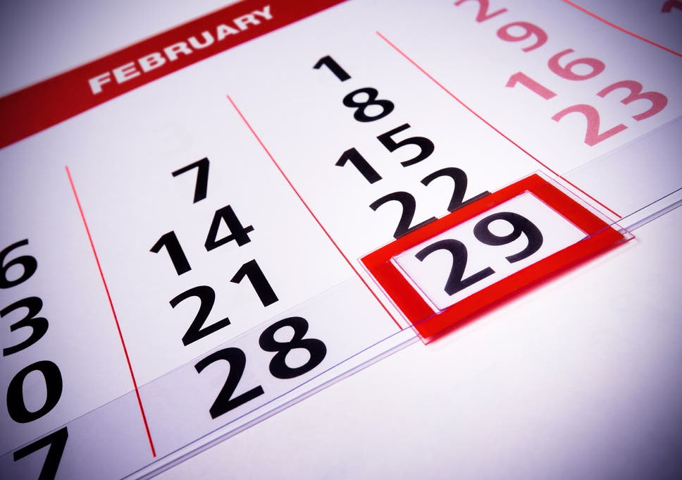 What does leap year mean for valentines day