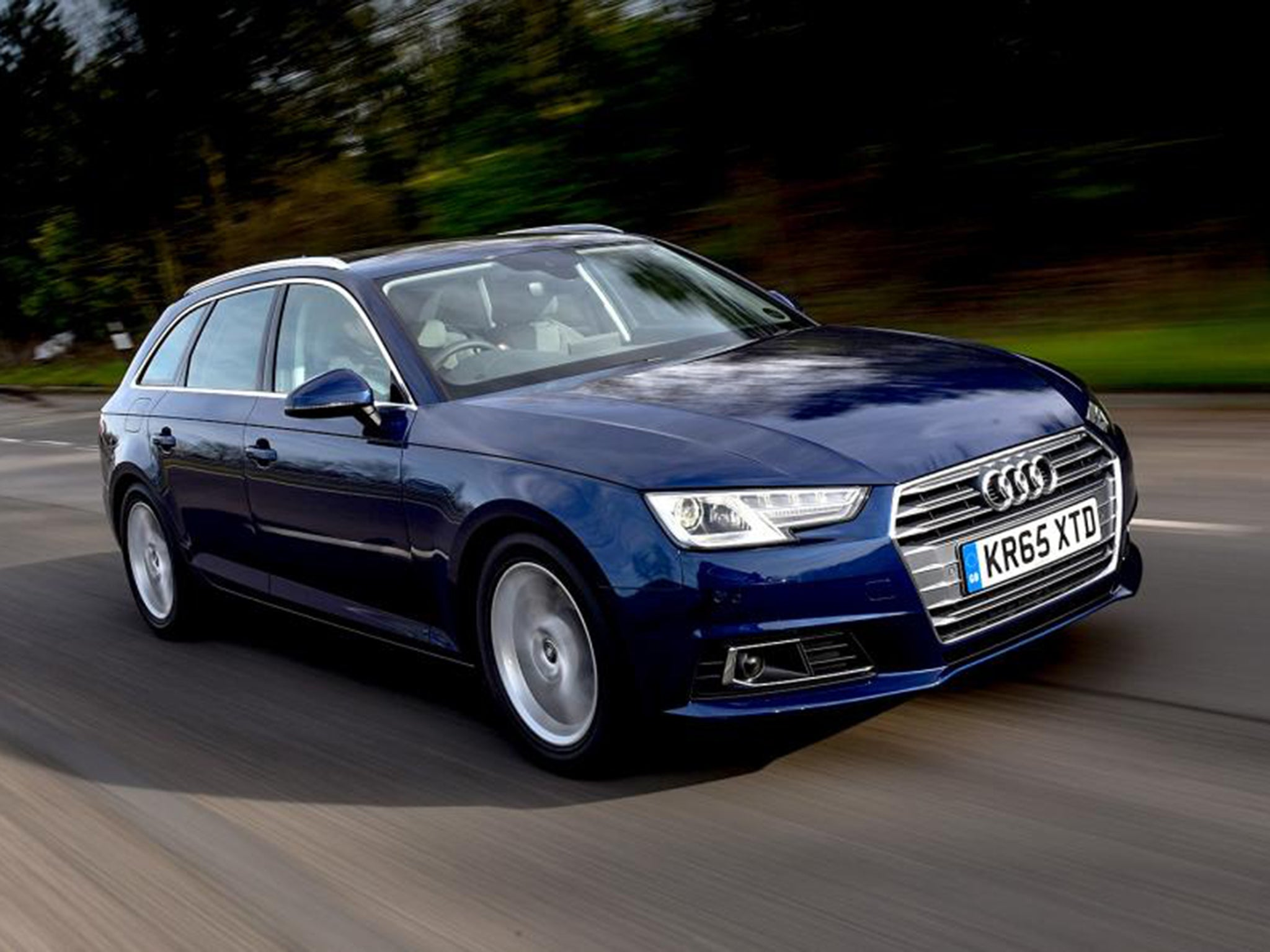 audi a4 avant 2 0 tdi 150 ultra sport car review. Black Bedroom Furniture Sets. Home Design Ideas