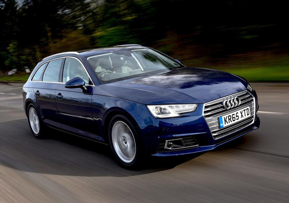 Audi A4 Avant 20 Tdi 150 Ultra Sport Car Review Offering Economy
