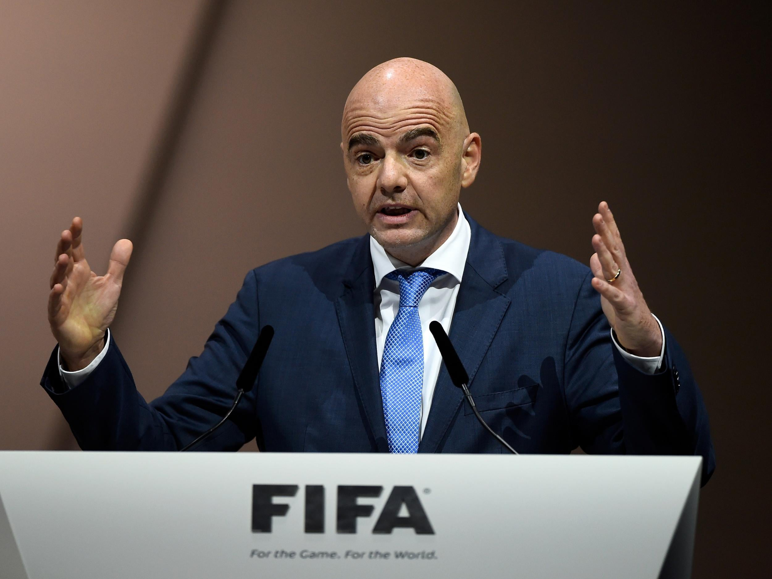 FIFA: Gianni Infantino Set To Be Re-elected In June