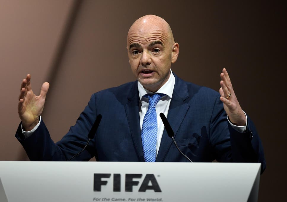 Fifa election - as it happened: Gianni Infantino elected Fifa ...