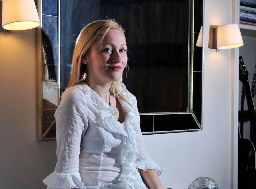 English Horror And Fantasy Author Sarah Pinborough