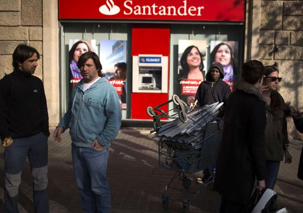 Santander Rescues Rival Banco Popular From Collapse Buying It For 1
