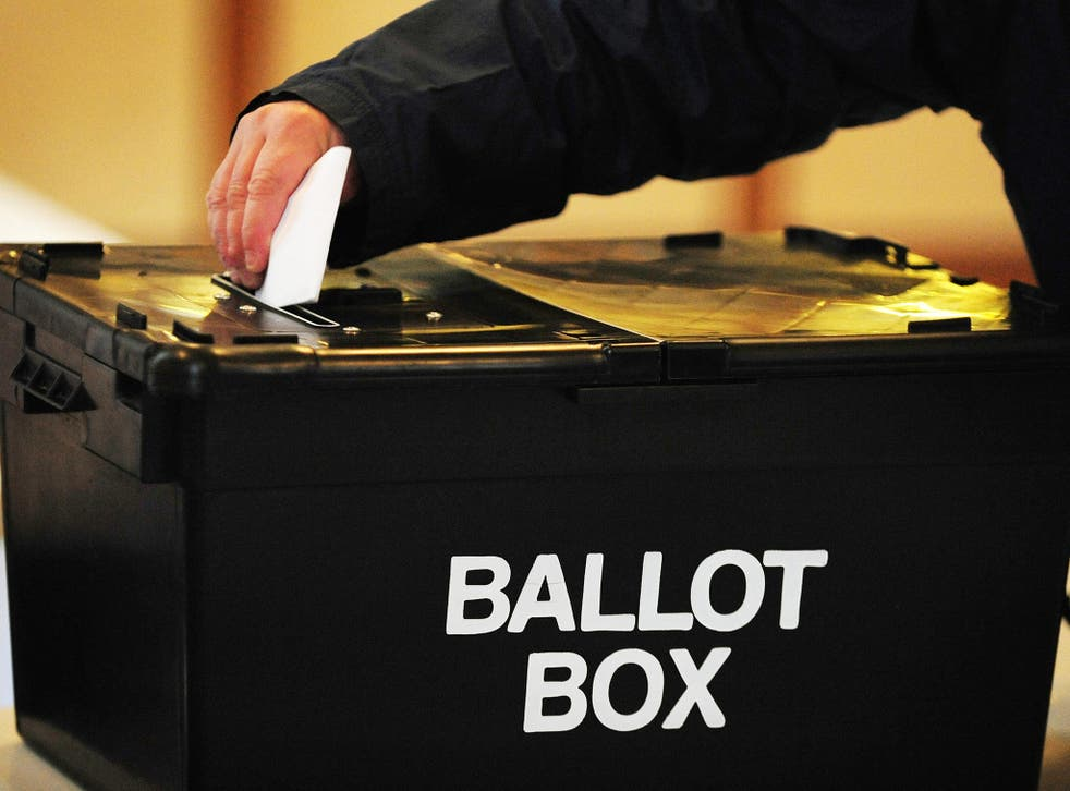 Polling experts have warned that early voting patterns need to be treated with caution
