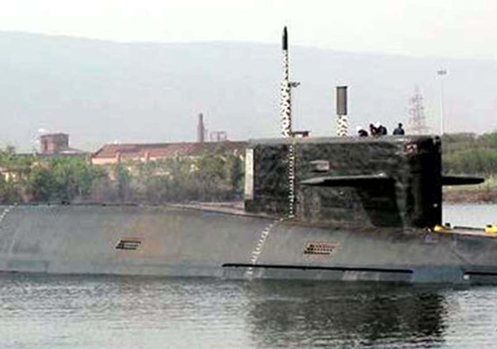 INS Arihant: India nears completion of nuclear submarine 'Slayer of