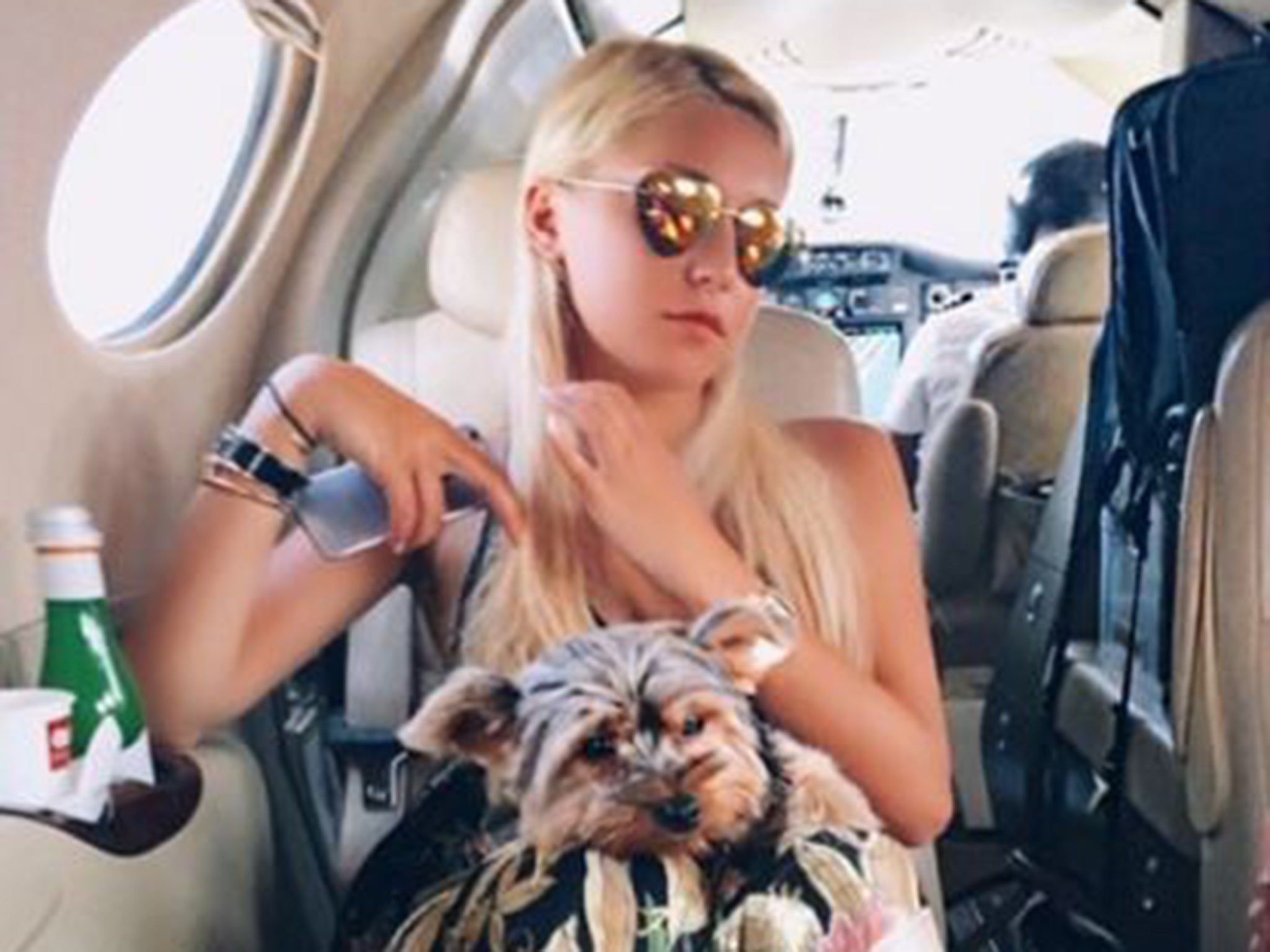 The 'Rich Kids of London' are spending the summer on yachts and jet skis with celebrities