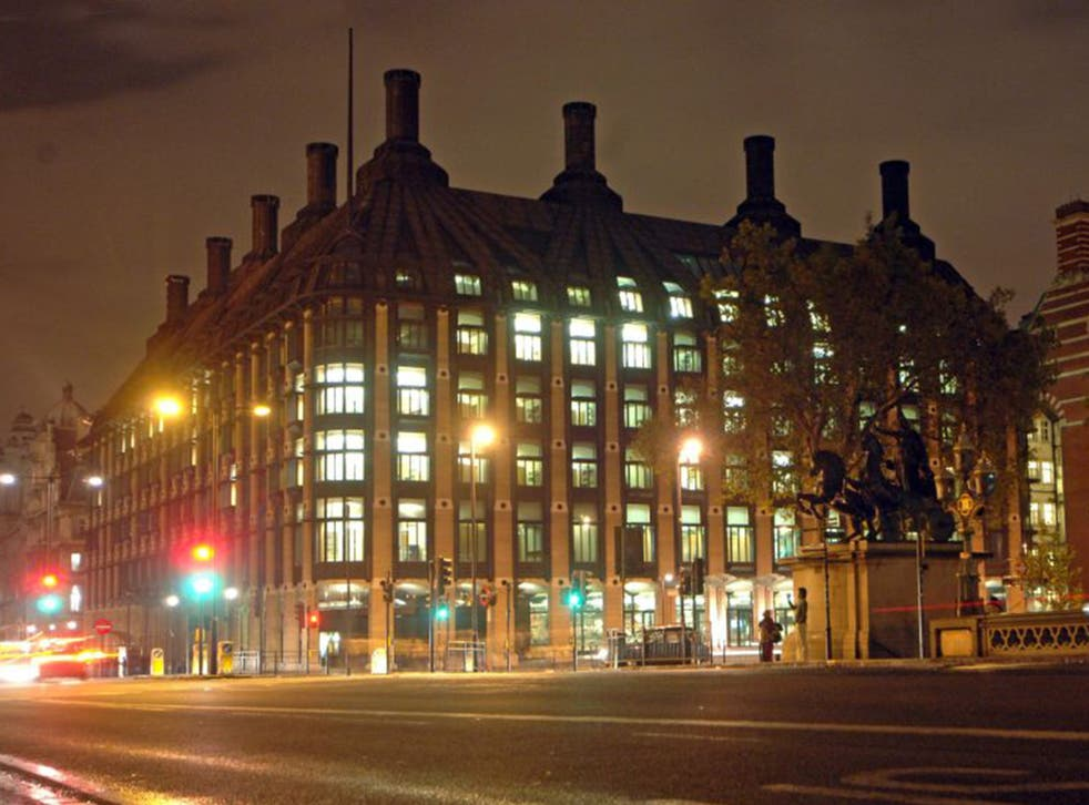 Portcullis House: 7,500 defects in its first year alone