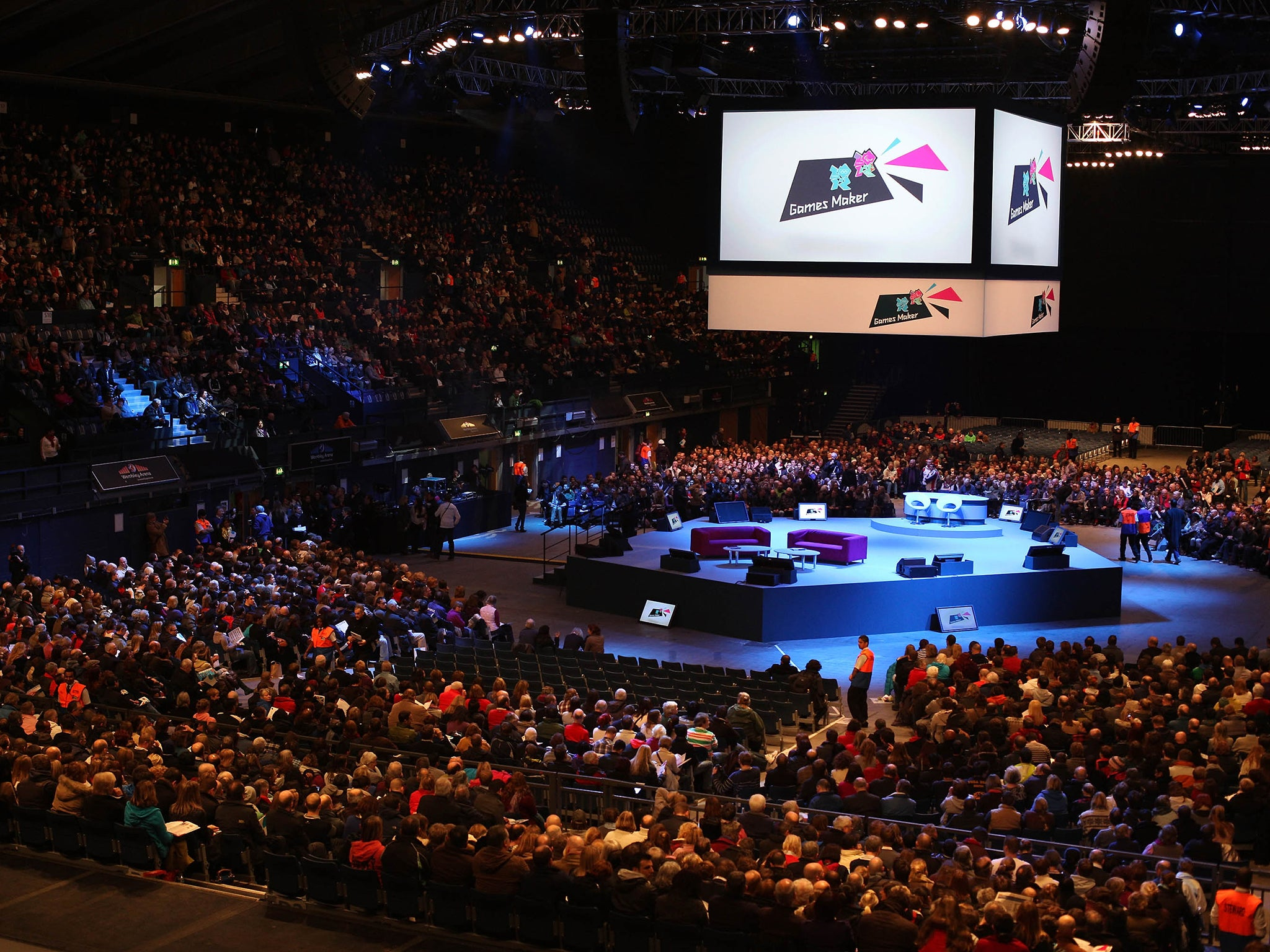 EU referendum: BBC under fire by In campaigners for proposing 'bear pit' Wembley Arena televised debate   The Independent