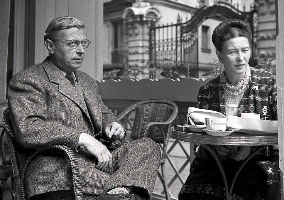 Sartre bad faith homosexual marriage