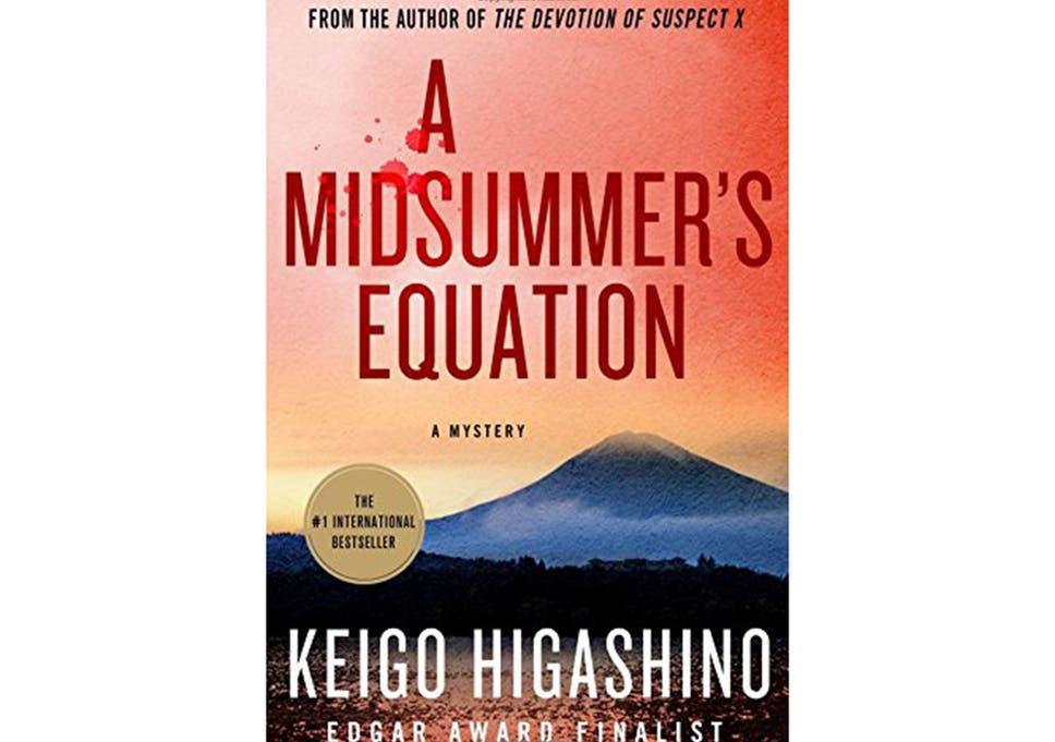 A Midsummers Equation By Keigo Higashino Review Jaw Dropping